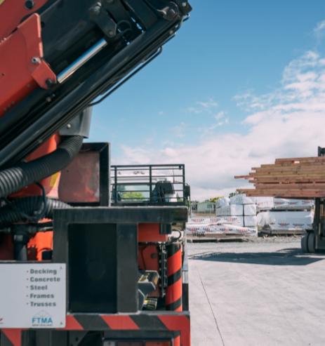 Forklift Truck loading 5