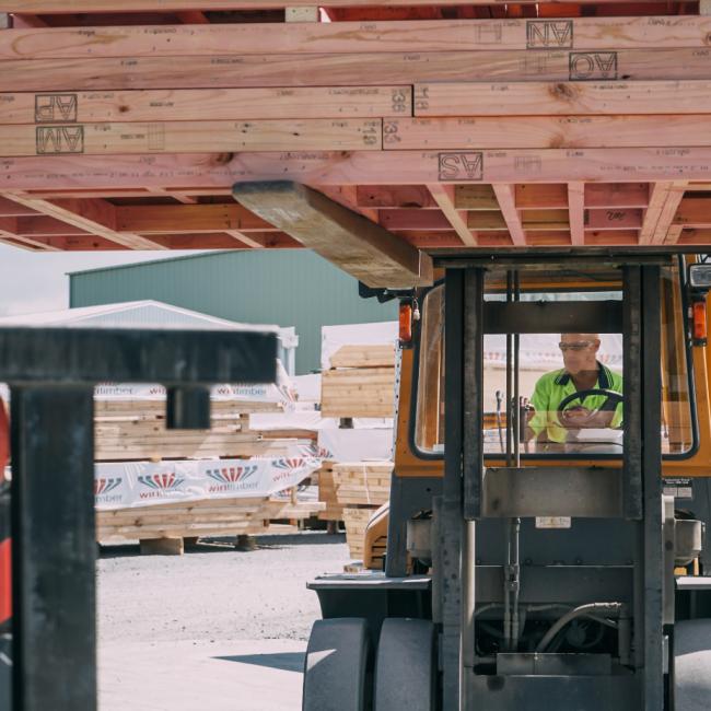 Forklift Truck loading 9@2x